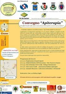 160403 locandina_Apiterapia